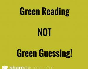 GreenReadingGuessing