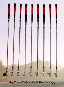 Wishon Golf Single Length Irons
