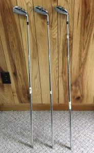Single Length Irons