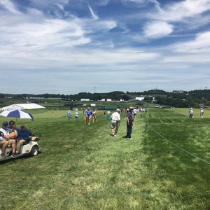 Oakmont Day One