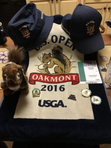 Final Oakmont U. S. Open Musings!