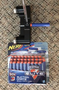 Nerf Dart Putting Aid