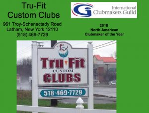 True Custom Club Fitting!