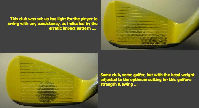 Golf Club MOI