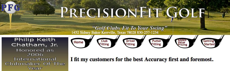 PrecisionFit Golf