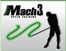 Mach 3 Speed Training